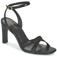 Sapatos Mulher Sandálias Minelli THIPHANNIE Preto