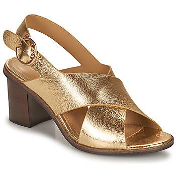 Sapatos Mulher Sandálias Minelli THIVIYA Ouro