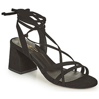 Sapatos Mulher Sandálias Minelli TATIA Preto