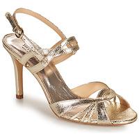 Sapatos Mulher Sandálias Minelli TULLYE Ouro