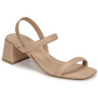 Sapatos Mulher Sandálias Minelli TEILYE Bege