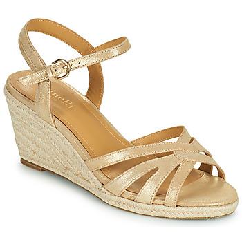 Sapatos Mulher Sandálias Minelli TERENSSE Bege