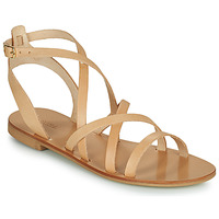 Sapatos Mulher Sandálias Minelli HOULLY Bege
