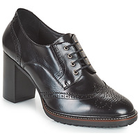 Sapatos Mulher Botas baixas Minelli THOMINE Preto