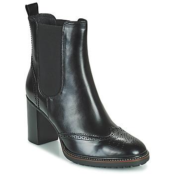 Sapatos Mulher Botins Minelli THILDA Preto