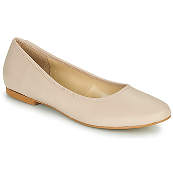 Sapatos Mulher Sabrinas So Size JARALUBE Bege