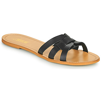 Sapatos Mulher Chinelos So Size MELINDA Preto