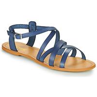 Sapatos Mulher Sandálias So Size IDITRON Marinho