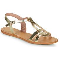 Sapatos Mulher Sandálias So Size DURAN Ouro