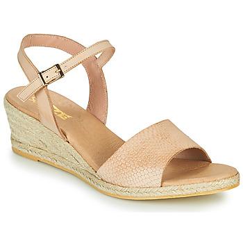 Sapatos Mulher Sandálias So Size OTTECA Bege