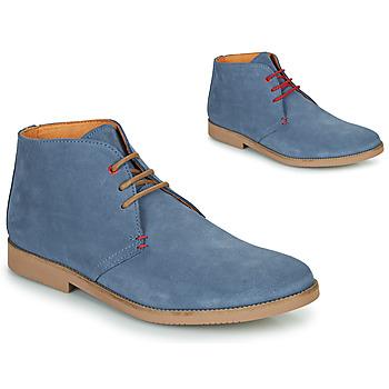 Sapatos Homem Botas baixas So Size OOLOO Ganga