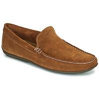 Sapatos Homem Mocassins So Size MIJI Camel