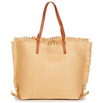 Malas Mulher Cabas / Sac shopping Moony Mood ODANE Bege