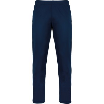 Textil Calças de treino Proact Pantalon de survêtement bleu marine