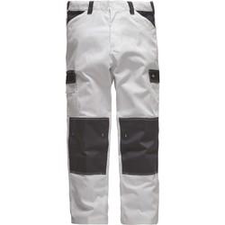 Textil Homem Calça com bolsos Dickies Pantalon  Everyday blanc/gris