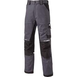 Textil Calça com bolsos Dickies Pantalon  Gdt Premium gris/noir
