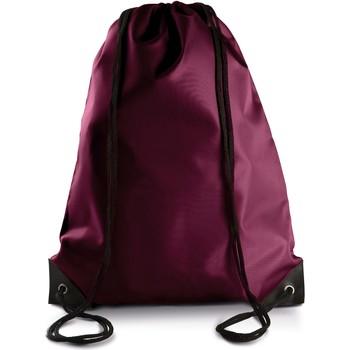 Malas Saco de desporto Kimood Sac à dos rouge