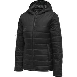 Textil Mulher Quispos Hummel Veste femme  Quilted North noir/gris anthracite