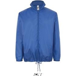 Textil Corta vento Sol's Coupe-vent  Shift bleu royal