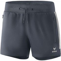 Textil Mulher Shorts / Bermudas Erima Short femme  Worker Squad gris foncé/argent