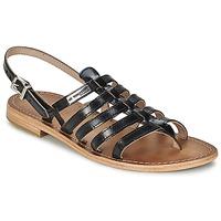 Sapatos Mulher Sandálias Les Tropéziennes par M Belarbi HERISSON Preto