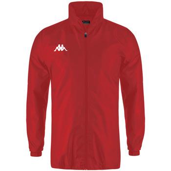 Textil Homem Corta vento Kappa Coupe-vent  Wister rouge