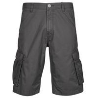 Textil Homem Shorts / Bermudas Esprit SHORTS WOVEN Cinza
