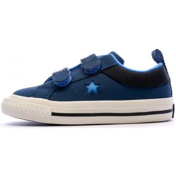 Sapatos Criança Sapatilhas Converse  Azul