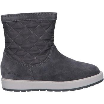 Sapatos Rapariga Botas Geox J9460B 0FU22 J NOHA Gris