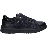 Sapatos Rapariga Multi-desportos Geox J947YF 0MABC J DISCOMIX Negro