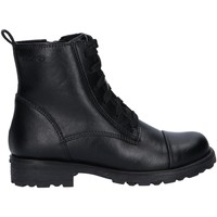Sapatos Rapariga Botas Geox J84A5A 000BC J OLIVIA Negro
