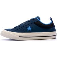 Sapatos Homem Desportos indoor Converse  Azul