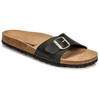Sapatos Mulher Chinelos So Size OLOHA Preto