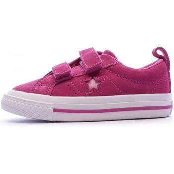 Sapatos Mulher Sapatilhas Converse  Rosa
