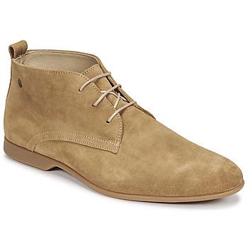 Sapatos Homem Botas baixas Carlington EONARD Bege
