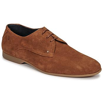 Sapatos Homem Sapatos Carlington EMILAN Conhaque