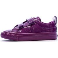 Sapatos Mulher Sapatilhas Converse  Violeta