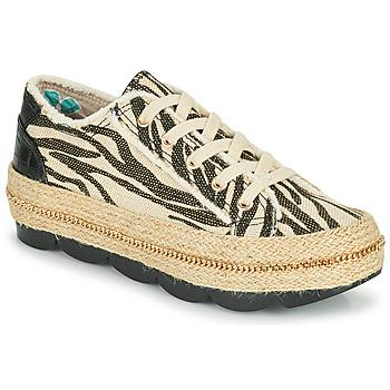 Sapatos Mulher Sapatilhas Café Noir ENVIA Preto