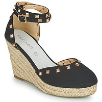 Sapatos Mulher Sandálias Café Noir NOEL Preto
