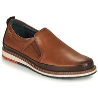 Sapatos Homem Mocassins Pikolinos BERNA M8J Castanho