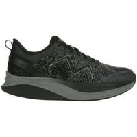 Sapatos Homem Sapatilhas Mbt HURACAN 3000 LACE UP MAN SHOES BLACK_CASTLEROCK