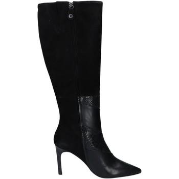Sapatos Mulher Botas Geox D848UC 02141 D FAVIOLA Negro