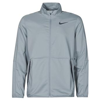 Textil Homem Casacos fato de treino Nike DF TEAWVN JKT Cinza / Preto