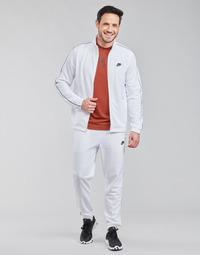 Textil Homem Todos os fatos de treino Nike NSSPE TRK SUIT PK BASIC Branco / Preto
