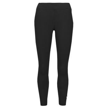 Textil Mulher Collants Nike NSESSNTL 7/8 MR LGGNG Preto / Branco