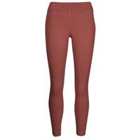 Textil Mulher Collants Nike NSESSNTL 7/8 MR LGGNG Castanho / Branco