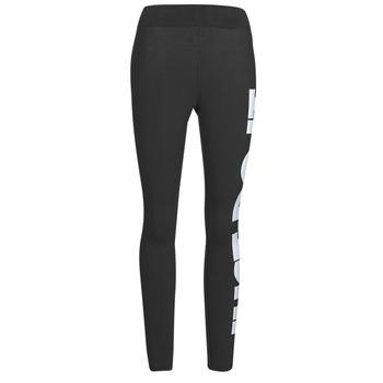 Textil Mulher Collants Nike NSESSNTL GX HR LGGNG JDI Preto / Branco