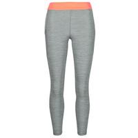 Textil Mulher Collants Nike NIKE PRO TIGHT 7/8 FEMME NVLTY PP2 Cinza / Laranja / Branco