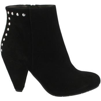 Sapatos Mulher Botins She - He  Negro