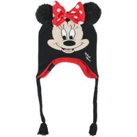 Acessórios Criança Gorro Disney  Preto/Vermelho